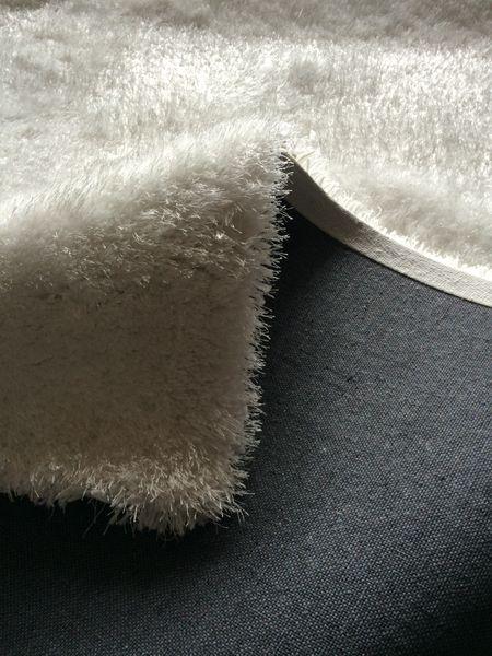 Teppich- Shaggy Hochflor Teppich ideal für alle Räume
