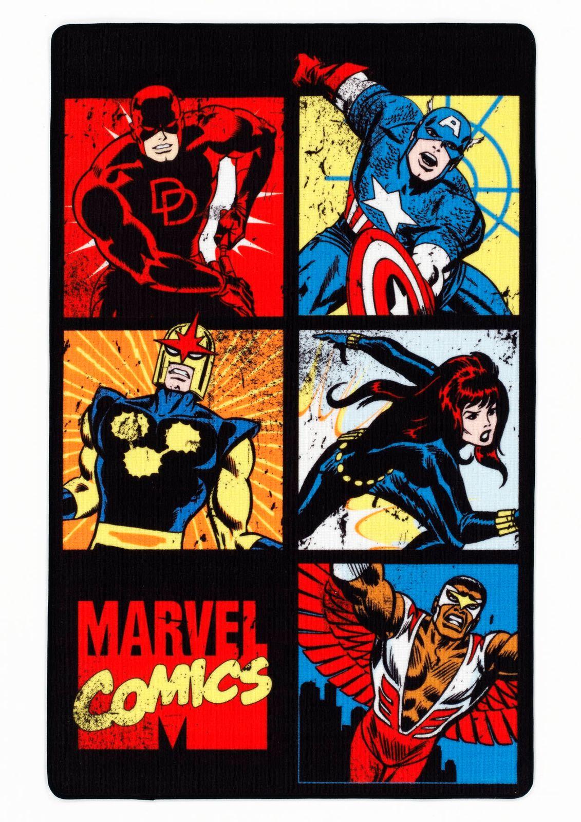 "Marvel- Kinderteppich Avengers ""Age of Ultron"" MA-1"