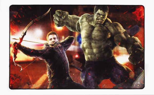 """Marvel- Kinderteppich 160 x 100 cm Avengers """"Age of Ultron"""" AV-3"""