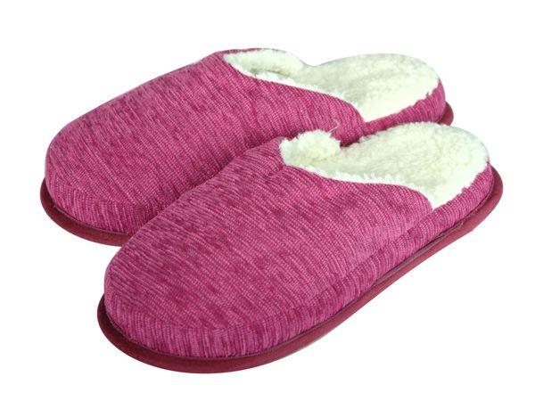 Wellness-Pantoffel Norma pink 36/37