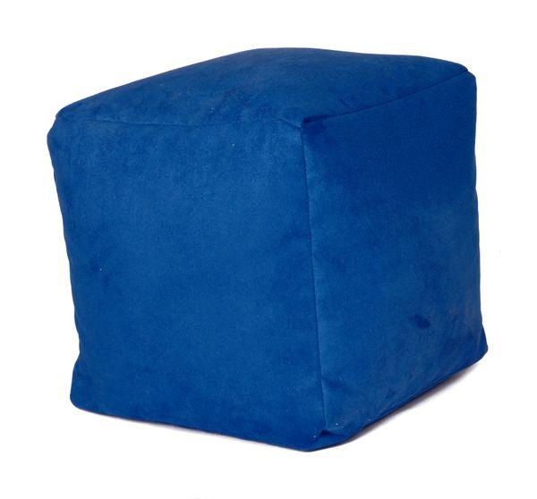 Sitzwürfel Alka royal-blue 40/40/40 cm